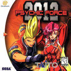 Psychic Force 2012 Sega Dreamcast Prices