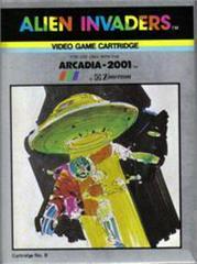 Alien Invaders - Front | Alien Invaders Arcadia 2001