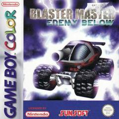 Blaster Master Enemy Below PAL GameBoy Color Prices