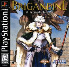 Brigandine The Legend of Forsena Playstation Prices
