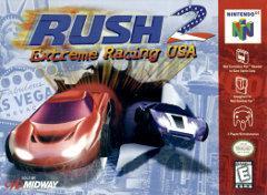 Rush 2 Nintendo 64 Prices