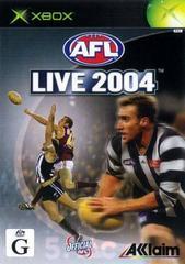 AFL Live 2004 PAL Xbox Prices