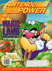 [Volume 58] Wario Land Nintendo Power Prices