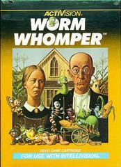 Worm Whomper Intellivision Prices