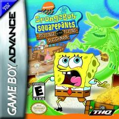 SpongeBob SquarePants Revenge of the Flying Dutchman GameBoy Advance Prices