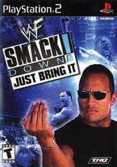 WWF Smackdown Just Bring It Playstation 2 Prices