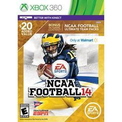 NCAA Football 14 [Walmart Edition] Xbox 360 Prices