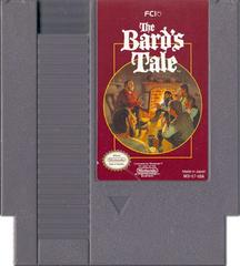 Cartridge | Bard's Tale NES