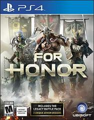 For Honor Playstation 4 Prices