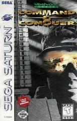 Command and Conquer Sega Saturn Prices