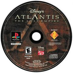 Game Disc | Atlantis The Lost Empire Playstation