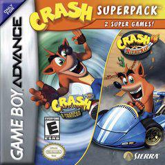 Crash Superpack GameBoy Advance Prices