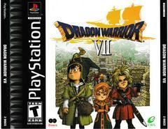 Front Of Box | Dragon Warrior 7 Playstation