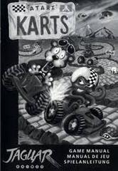 Atari Karts - Instructions | Atari Karts Jaguar