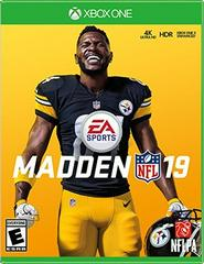 Madden NFL 19 Xbox One Prices