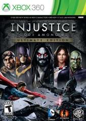 Injustice: Gods Among Us Ultimate Edition Xbox 360 Prices