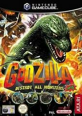 Godzilla Destroy All Monsters Melee PAL Gamecube Prices