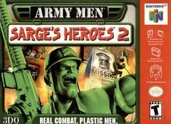 Army Men Sarge's Heroes 2 Nintendo 64 Prices