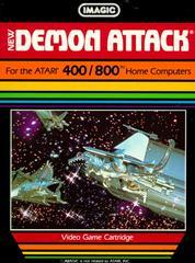 Demon Attack Atari 400 Prices