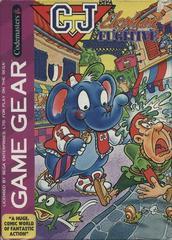 CJ Elephant Fugitive Sega Game Gear Prices