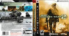 Artwork - Back, Front | Call of Duty Modern Warfare 2 Playstation 3