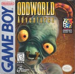 Oddworld Adventures GameBoy Prices