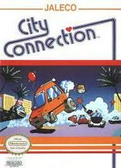 City Connection - Front   City Connection NES