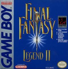 Final Fantasy Legend 2 GameBoy Prices
