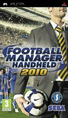 Football Manager Handheld 2010 PAL PSP Prices