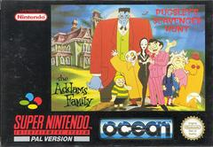 Addams Family Pugsley's Scavenger Hunt PAL Super Nintendo Prices