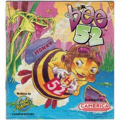 Bee 52 - Instructions | Bee 52 NES