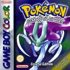 Pokemon Crystal PAL GameBoy Color Prices