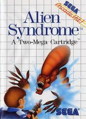 Alien Syndrome Sega Master System Prices