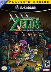 Zelda Four Swords Adventures [Player's Choice] Gamecube Prices