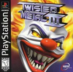 Twisted Metal 3 Playstation Prices