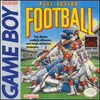 Play Action Football GameBoy Prices