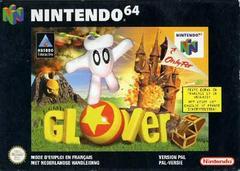 Glover PAL Nintendo 64 Prices