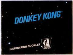 Donkey Kong - Instructions | Donkey Kong NES