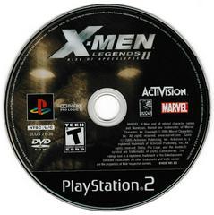 Game Disc   X-men Legends 2 Playstation 2