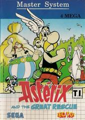 Asterix and the Great Rescue Sega Master System Prices