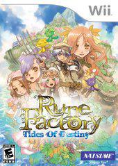 Rune Factory: Tides of Destiny Wii Prices