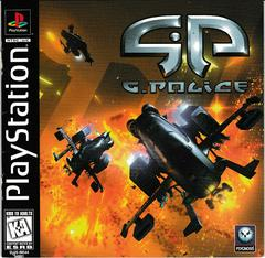 Manual - Front | G-Police Playstation