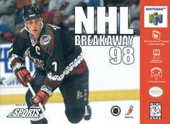 NHL Breakaway '98 Nintendo 64 Prices