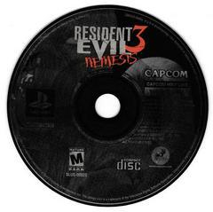 Game Disc (SLUS-00923) | Resident Evil 3 Nemesis Playstation