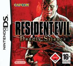 Resident Evil Deadly Silence PAL Nintendo DS Prices