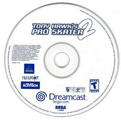 Game Disc | Tony Hawk 2 Sega Dreamcast