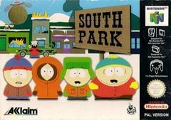 South Park PAL Nintendo 64 Prices