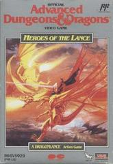 Advanced Dungeons & Dragons Heroes of the Lance Famicom Prices