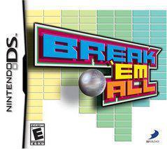 Break Em All Nintendo DS Prices