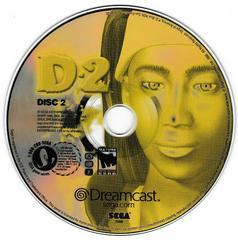 Game Disc 2 | D2 Sega Dreamcast